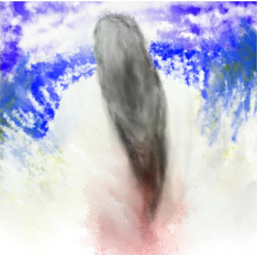 Earth Angel Digital Art by Rc Rcd
