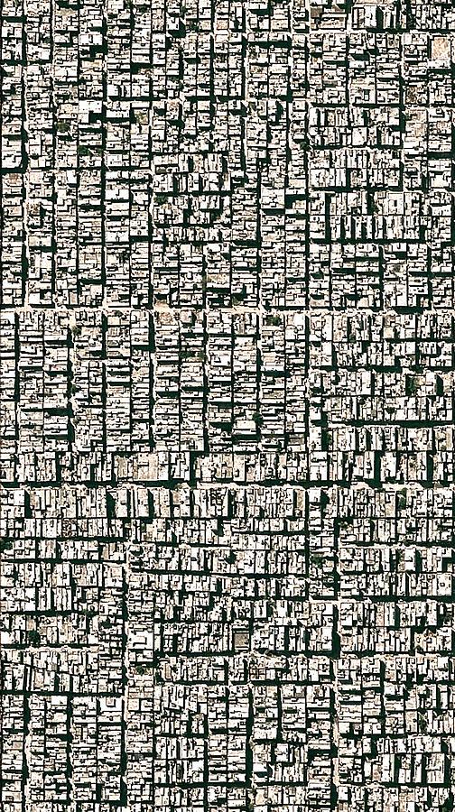 John Illingworth Photograph - Earth Dwarawati by John Illingworth