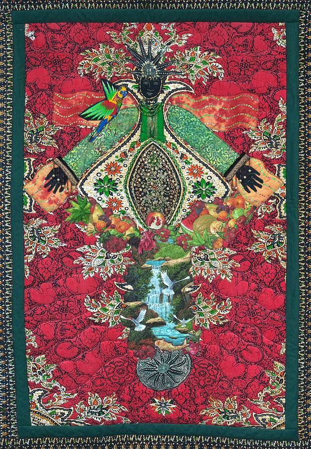 Earth Goddess by Carol Bridges
