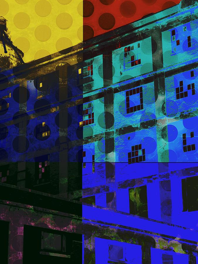 Urban Photograph - East Central Avenue by Ann Powell