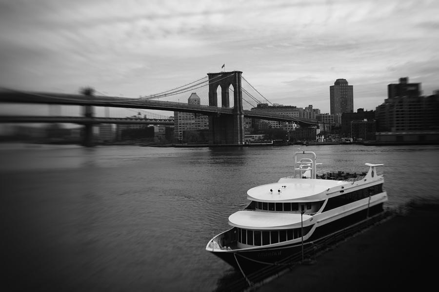 East River Photograph - East River Afternoon by Ben Shields