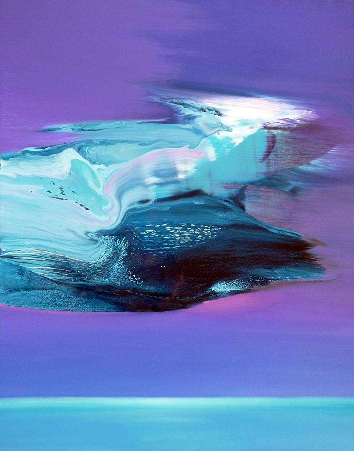 East Painting - East Wind II by Jacob Jugashvili
