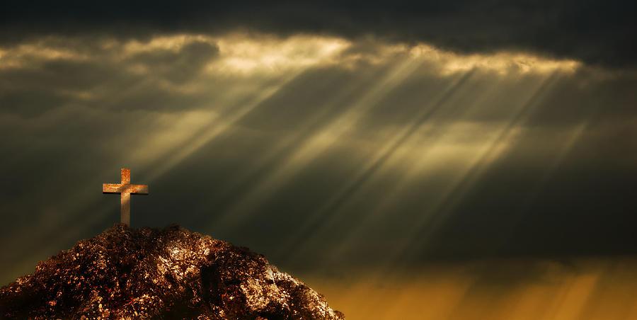 easter sky by Meirion Matthias