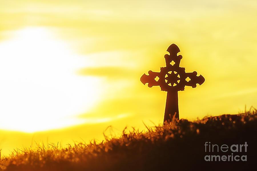 Sunrise Photograph - Easter Sunrise  by Thomas R Fletcher