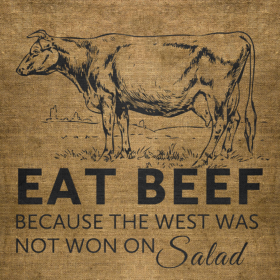 Eat Beef by Nancy Ingersoll