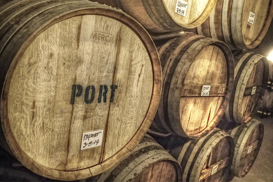 Port Photograph - Eberle Port by Newman Artography