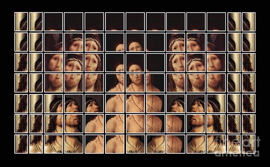 Ecce Homo Digital Art - Ecce Homo by Elena Mussi