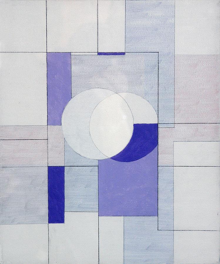 Effect Painting - Echo Of Silence by George Dannatt