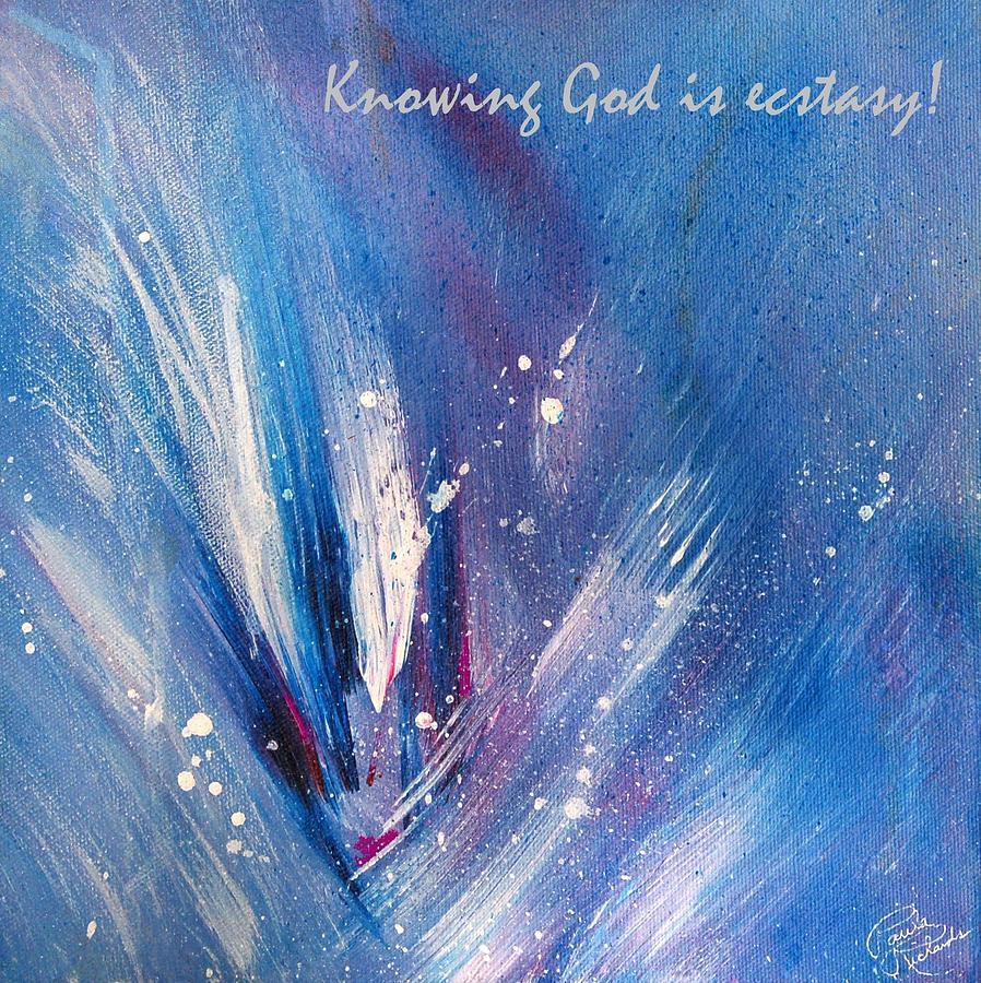 Ecstasy by Paula Richards