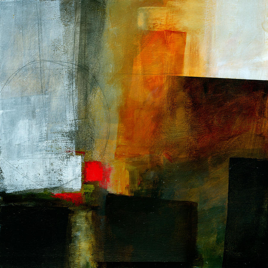 Acrylic Painting - Edge Location 3 by Jane Davies