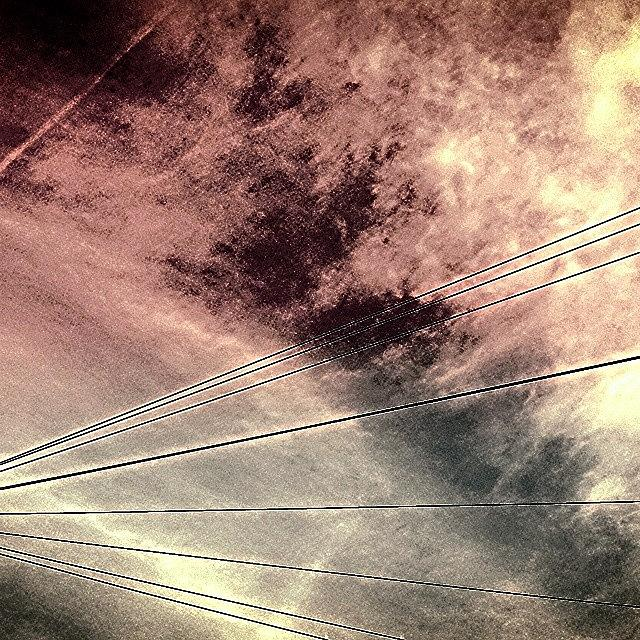 Beautiful Photograph - Dramatic Sky 3 by J Roustie