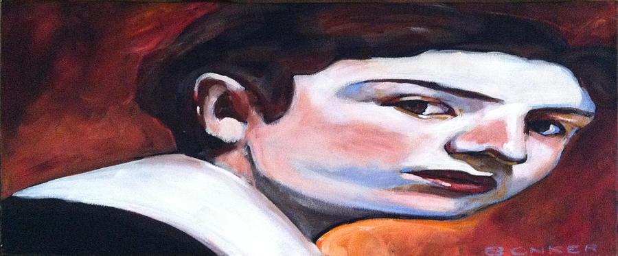 Singer Painting - Edouard Pailleron by Buffalo Bonker