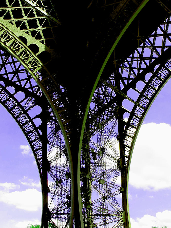 Eiffel Lace by Kathy Corday