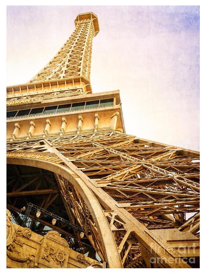Eiffel Photograph - Eiffel Tower by Edward Fielding