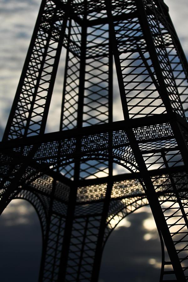 eiffel tower by Jp Grace
