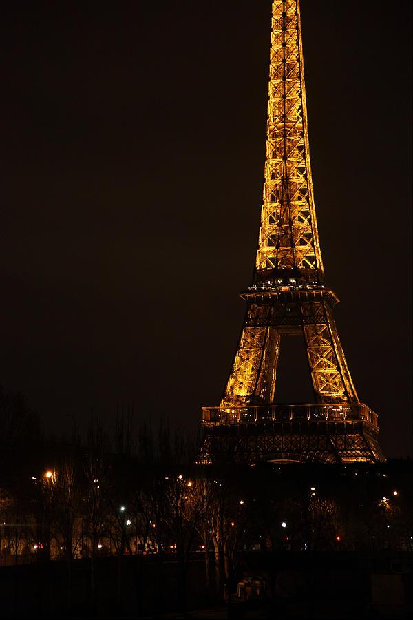 Antique Photograph - Eiffel Tower - Paris France - 011321 by DC Photographer