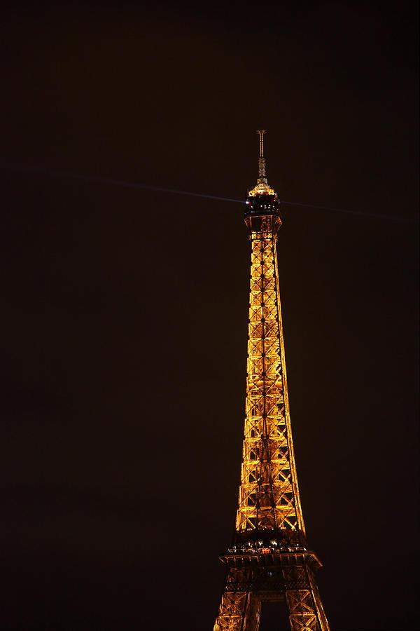 Antique Photograph - Eiffel Tower - Paris France - 011329 by DC Photographer