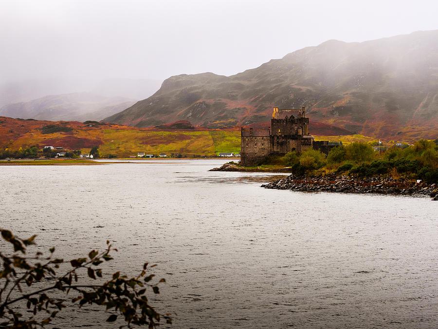 Scotland Photograph - Eilean Donan Castle by Mark Llewellyn