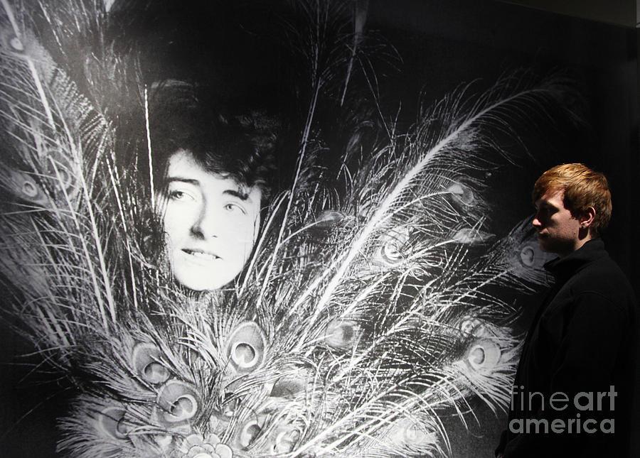 Eileen Gray Photograph - Eileen Gray Retrospective Imma Dublin by Ros Drinkwater
