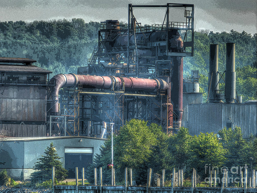 Michigan Photograph - Ejiw by MJ Olsen