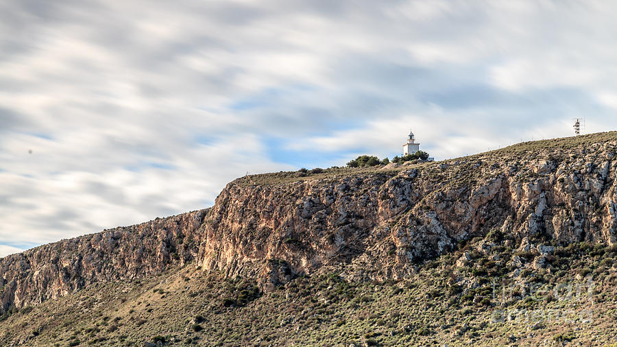 Landscape Photograph - El Faro by Eugenio Moya