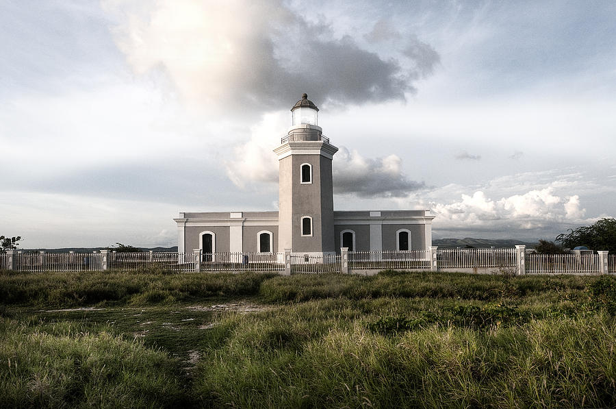 El Faro Photograph - El Faro by Imago Capture