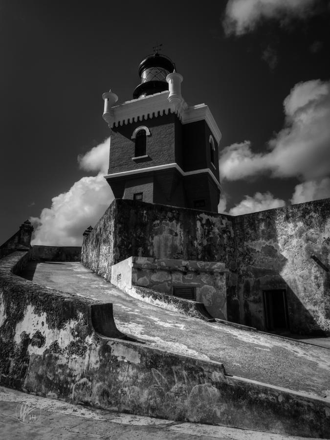 El Morro Photograph - El Morro 001 by Lance Vaughn