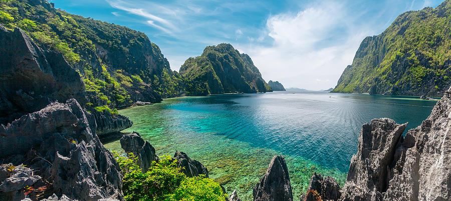 El Nido, Philippines Photograph by Danilovi
