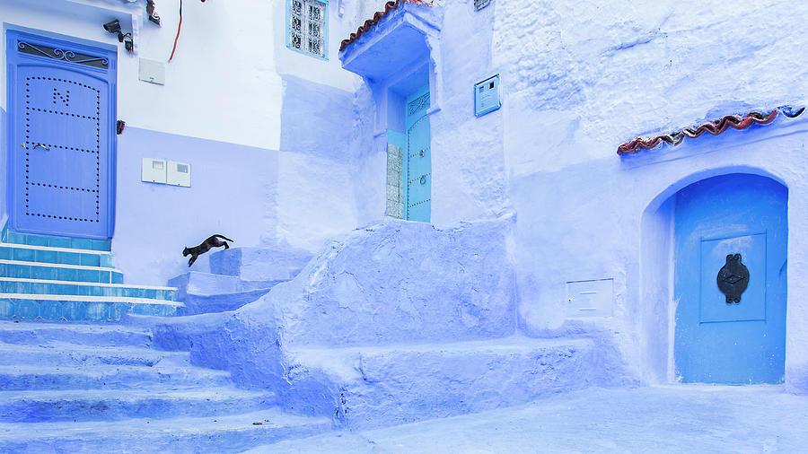 Morocco Photograph - El Salto by Juan Cardador