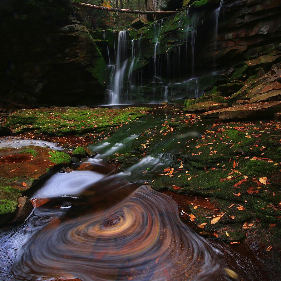 Elakala Falls by Jaki Miller