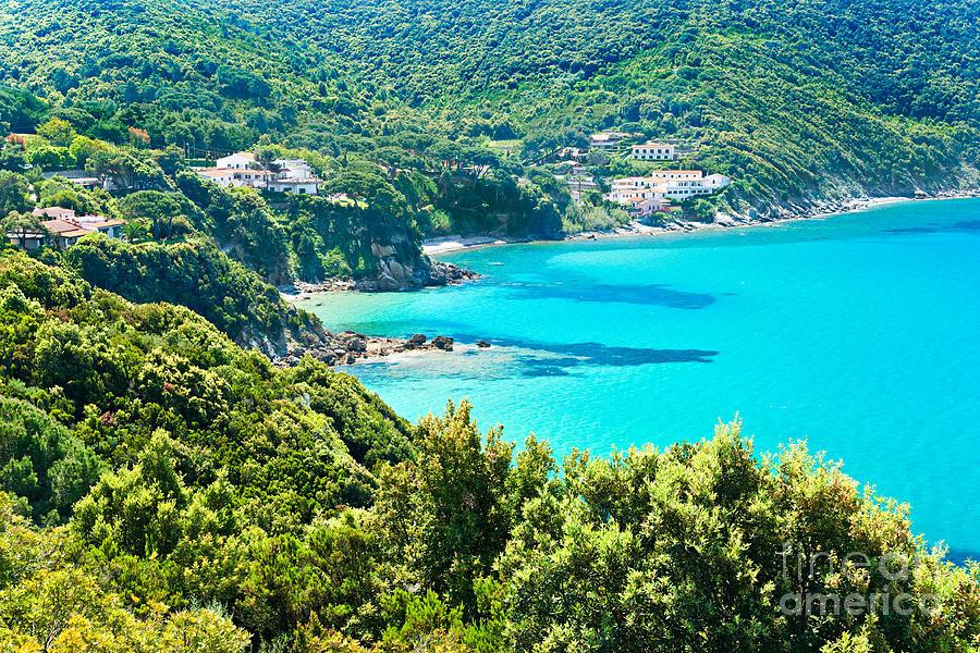 Elba Island Tuscany Photograph By Luciano Mortula