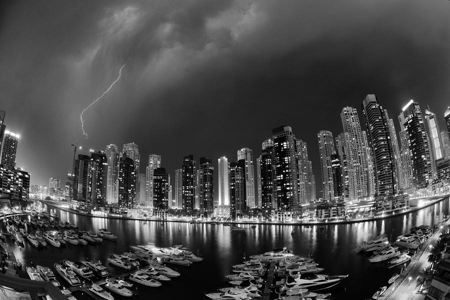 Electricity Photograph