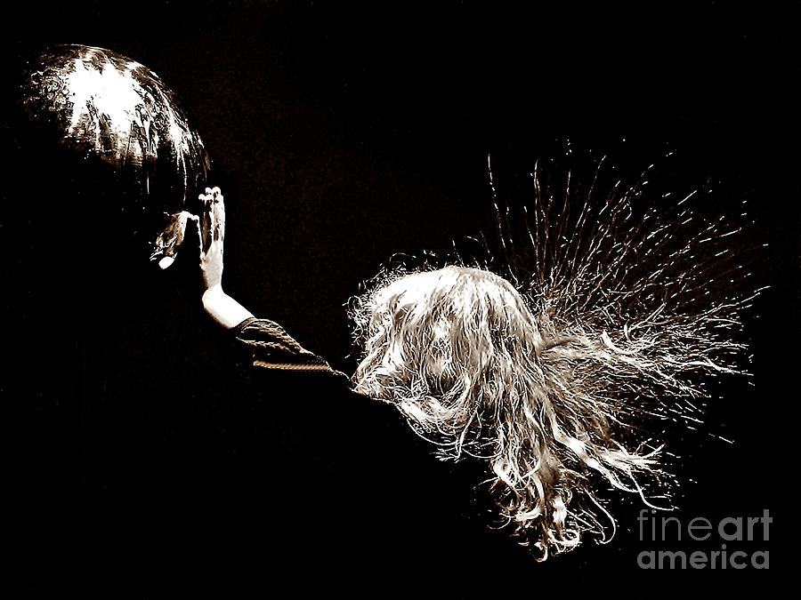 Current Photograph - Electrifying by Scott Allison