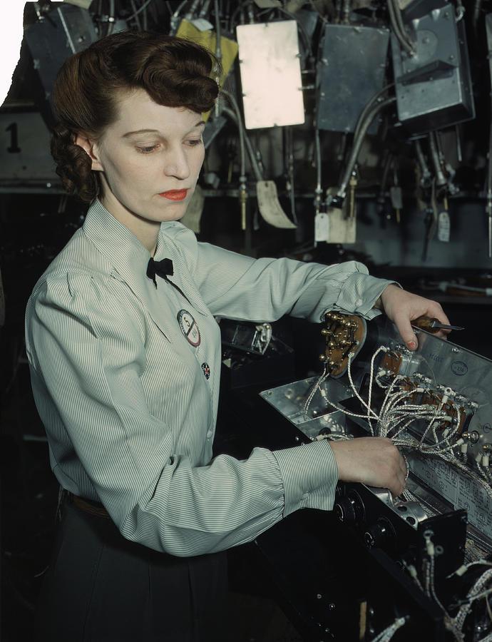 Electronics Technician, Goodyear Photograph