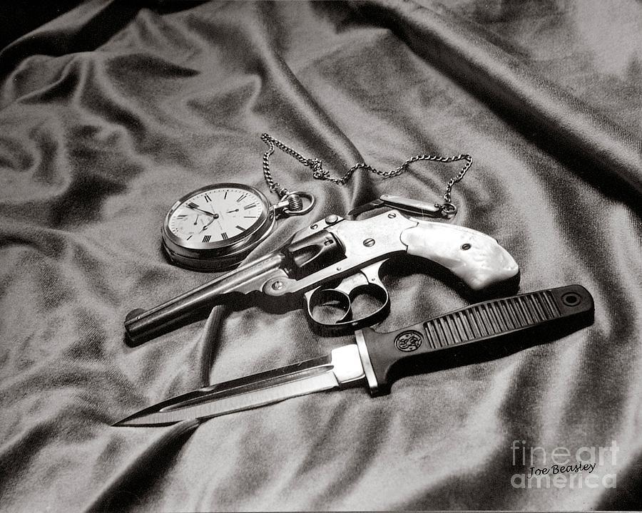 Gun Photograph - Elegance by   Joe Beasley