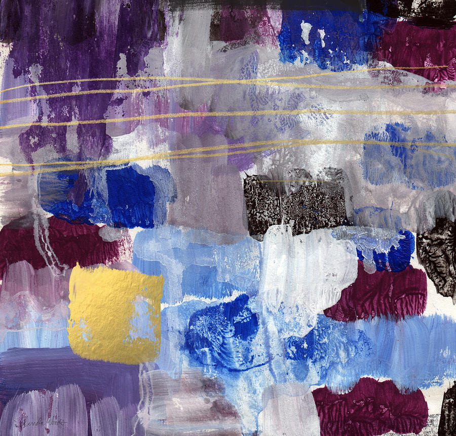Elemental- Abstract Expressionist Painting Painting