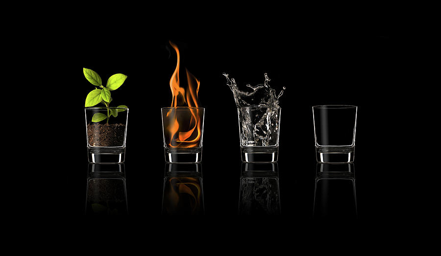 Elements... Photograph by Jose Mar?a Frutos