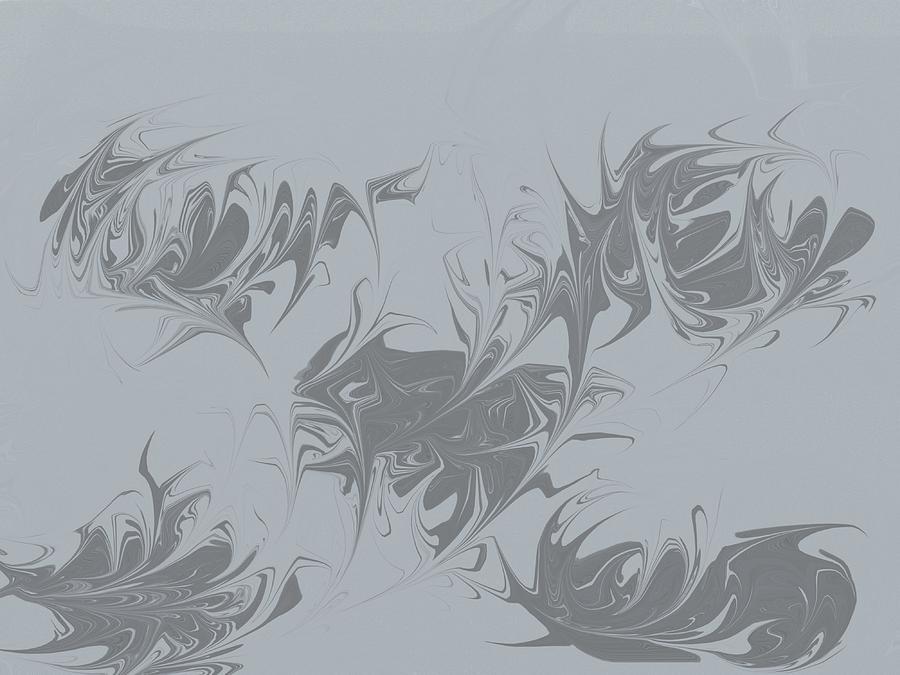Elements - Wind Mixed Media