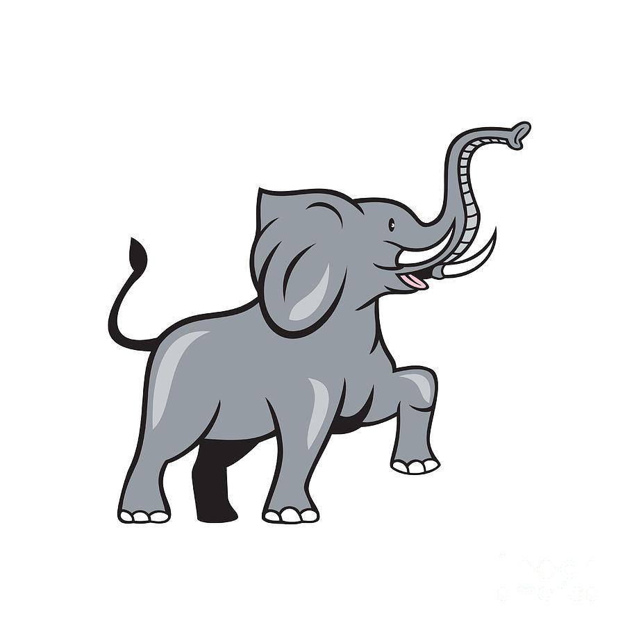 cartoon elephant art page 3 of 13 fine art america