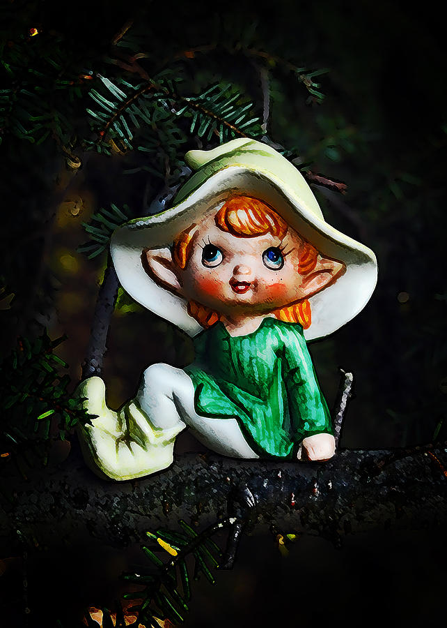 Elf Baby by Brian Graybill