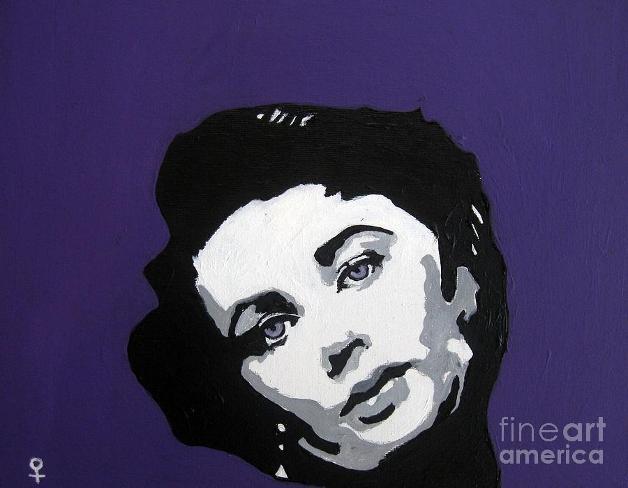 Elizabeth Taylor Painting - Elizabeth Taylor by Venus