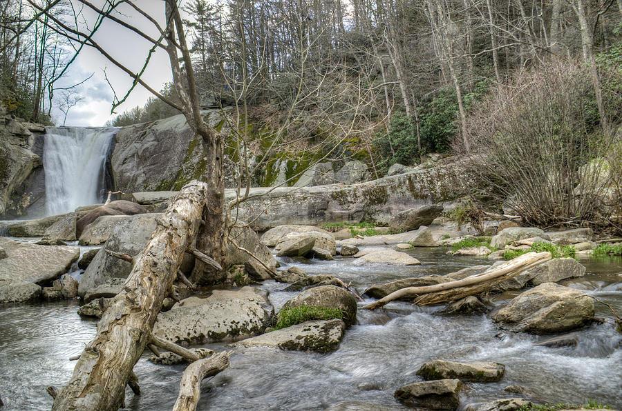 Elk Creek Falls 1 Photograph