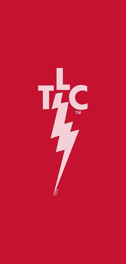 Elvis Digital Art - Elvis - Tlc Logo by Brand A