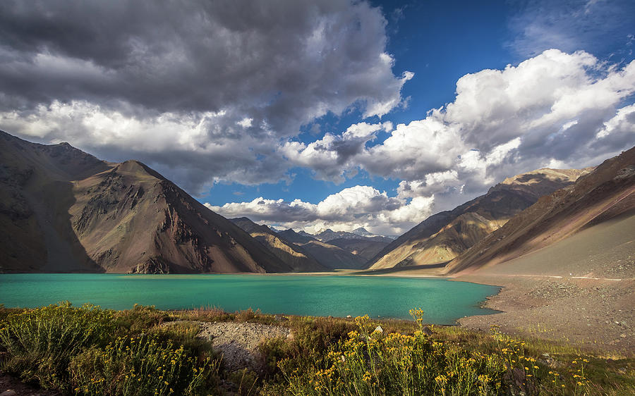 Embalse El Yeso Photograph by Marcelo Freire Photography