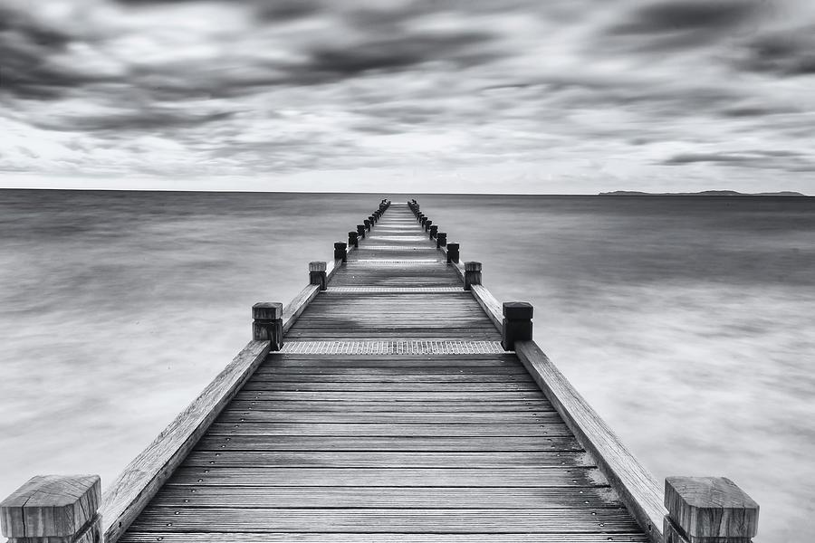 Beach Photograph - Embarquement by Jean-louis Viretti