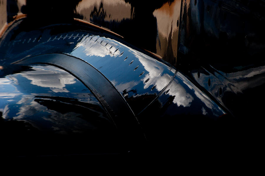 Embraer Phenom 100 Photograph - Embraer Reflection II by Paul Job