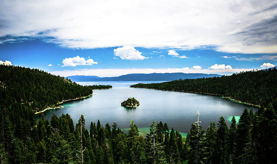 Emerald Bay, Lake Tahoe, Ca Photograph by Welcome To My World
