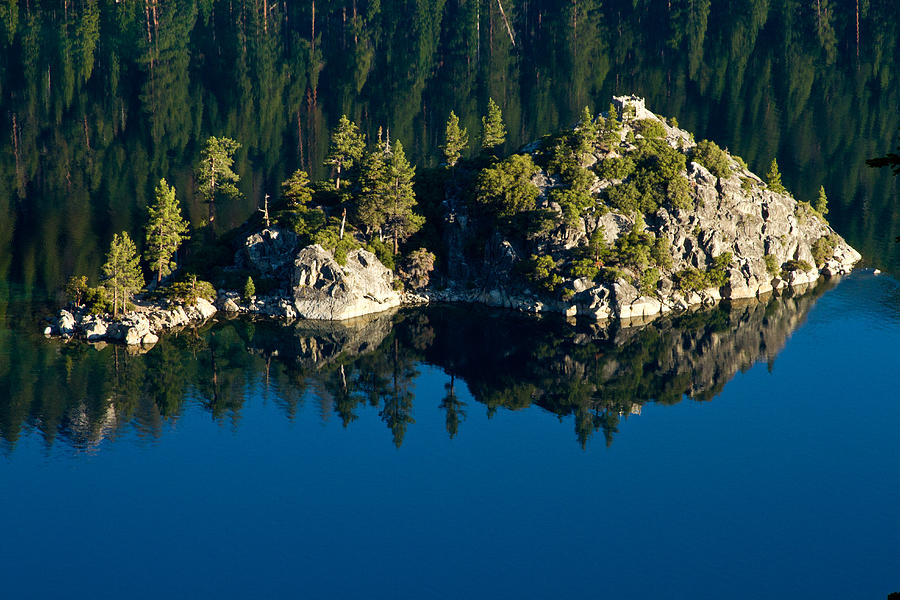 Lake Tahoe Photograph - Emerald Isle by Bill Gallagher