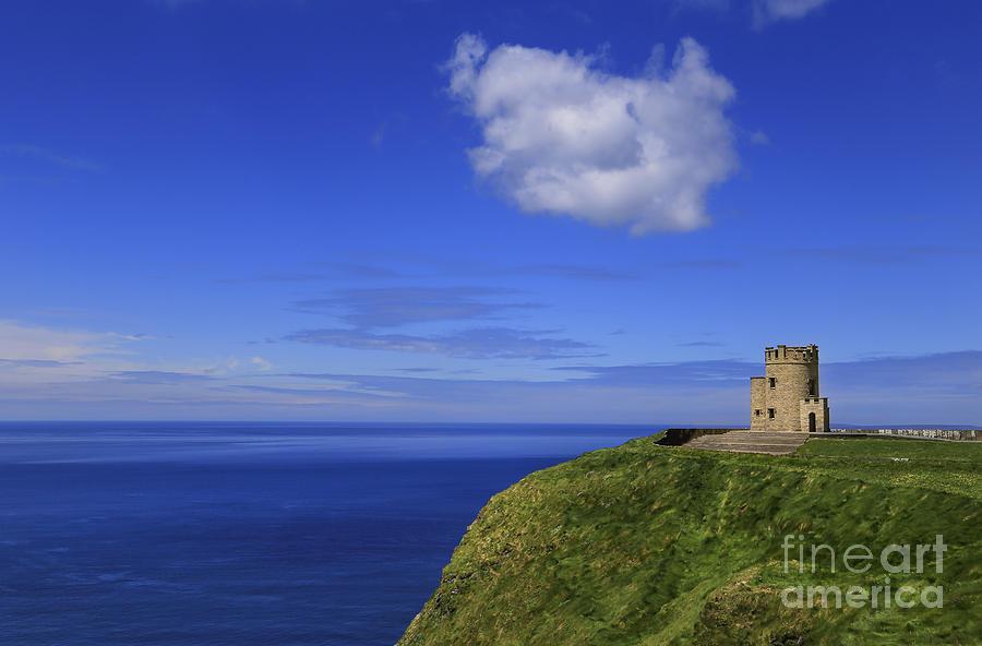 Emerging Castleland Photograph