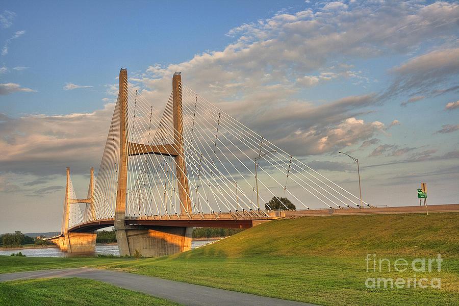 2009 Photograph - Emerson Bridge by Larry Braun